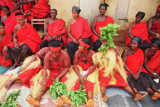 Photo Reporting: Who Shepherds the Asante Kingdom