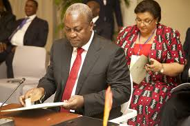 Photo Reporting- John Mahama & The Destiny of ECOWAS